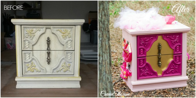 Sleeping Beauty Dresser #DisneyBeauties