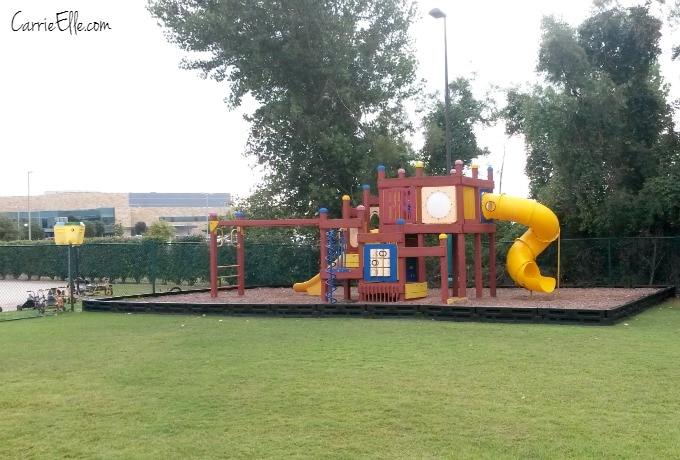 TLC Outdoor Playground