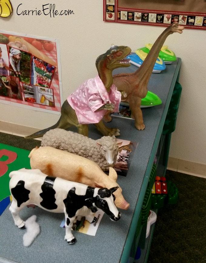 TLC Schools Dinosaur