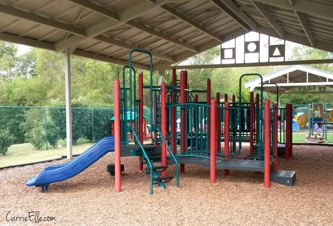 TLC Schools Playground