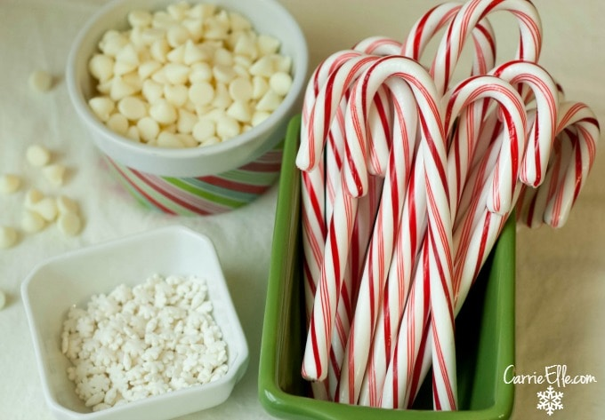Candy North Pole Ingredients #shop