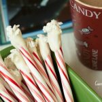 New Christmas Traditions: Candy Cane North Pole Treats