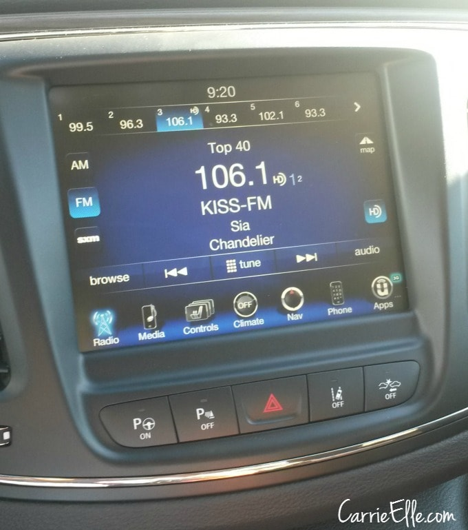 A Week With The 2015 Chrysler 200c