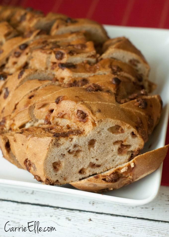 Cinnamon Chunk Bread Market Street
