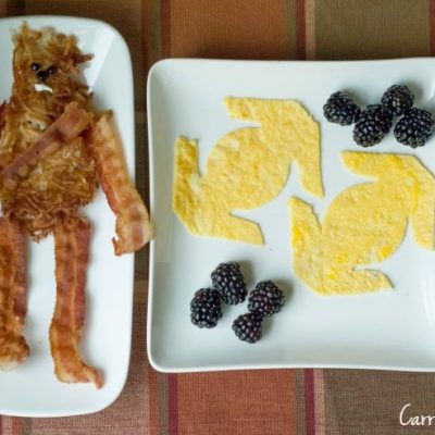 Star Wars Breakfast Ideas (TIE Fighter Eggs, Anyone?)