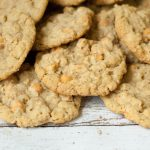 Oatmeal Butterscotch Cookies & Recipe Printable
