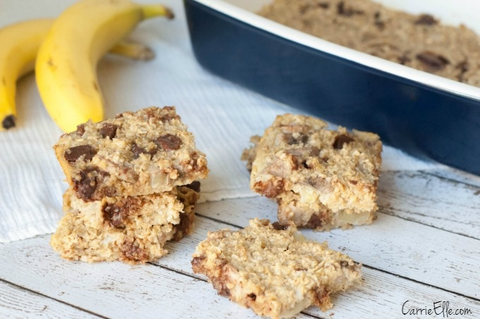 Easy Breakfast Bars