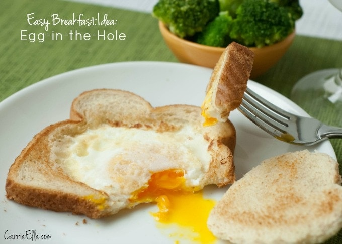 Easy Breakfast Idea