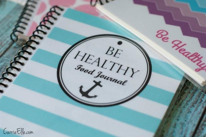 Food Journal Carrie Elle