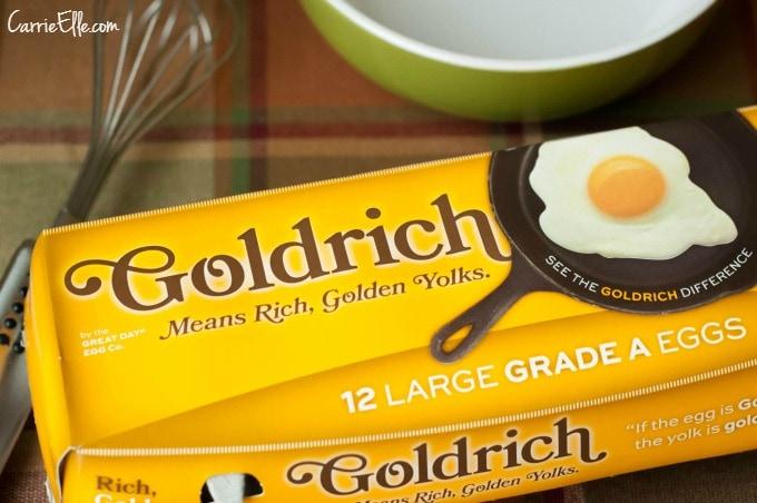 Goldrich Eggs