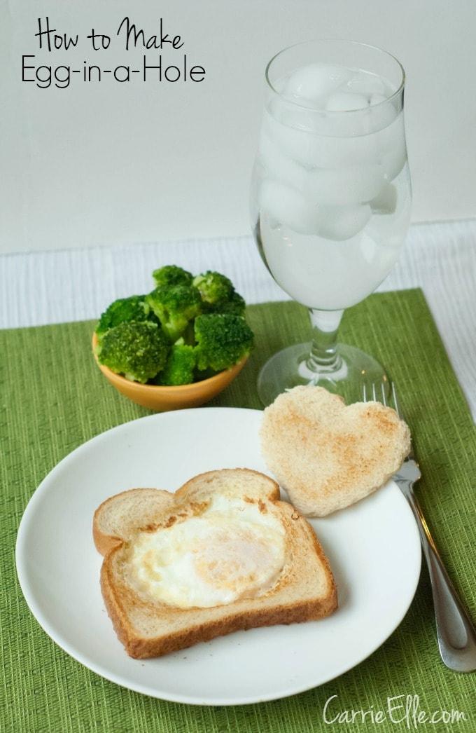 Kid-friendly breakfast foods