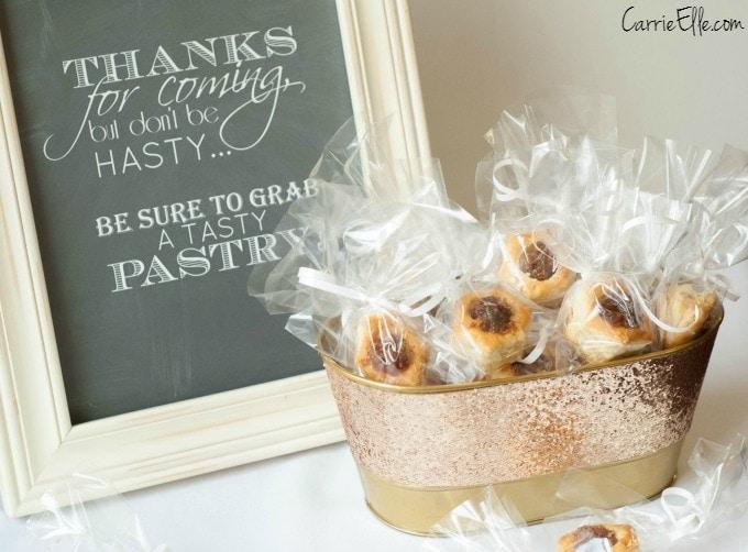 Pecan Pie Pastries