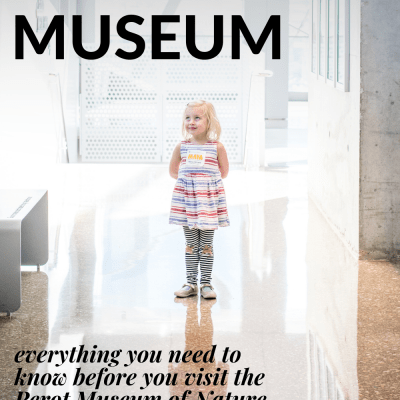 Plan Your Visit to the Perot Museum