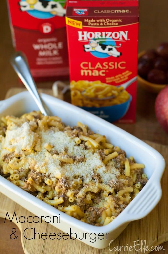 Mac and Cheeseburger Recipe