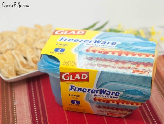 Glad FreezerWare