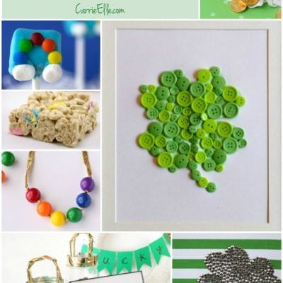30 of the Best St. Patrick's Day Crafts, Recipes & Activities for Kids