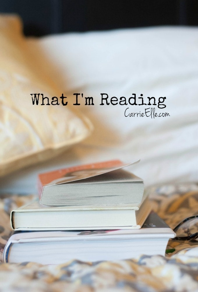 What I'm Reading