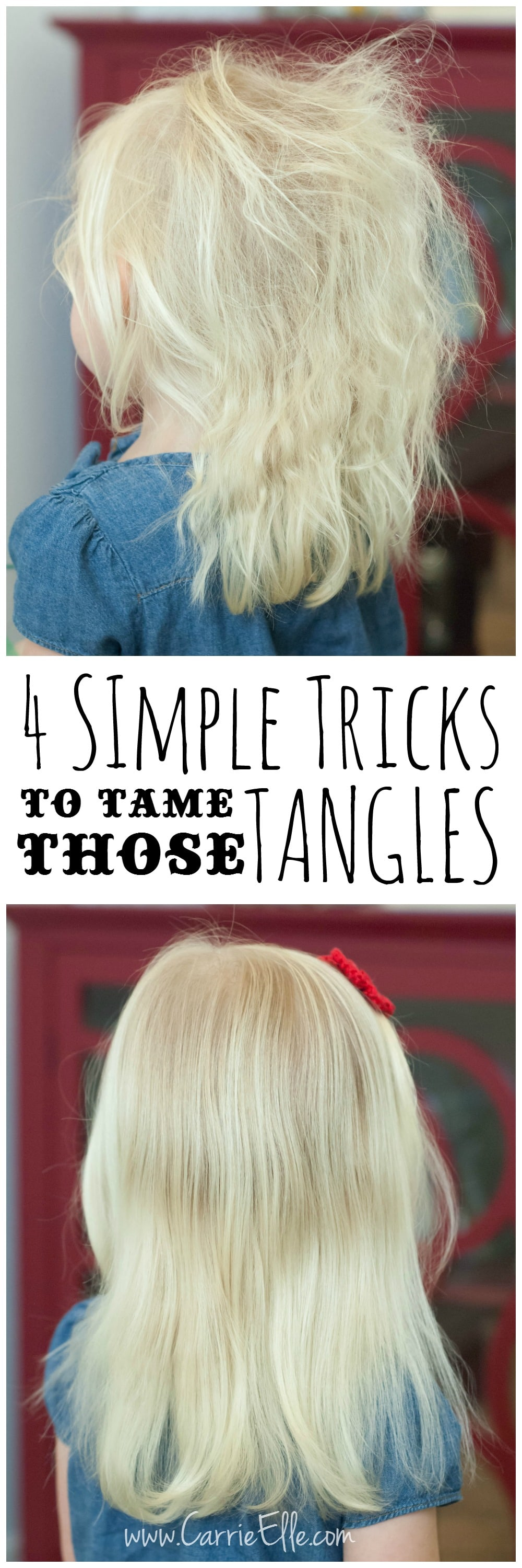 Tips for Tangles