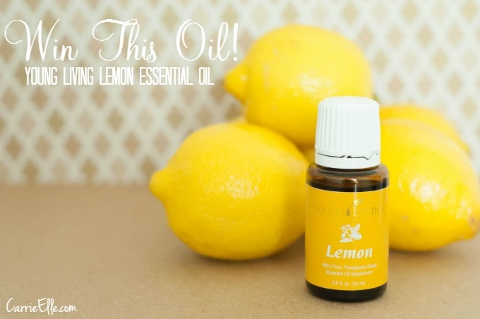 young living giveaway 11 uses for lemon essential oil 9015