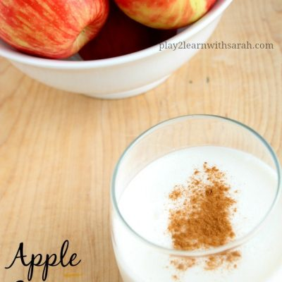 Apple Cinnamon Smoothie Recipe