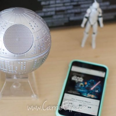 Win a Star Wars Death Star Bluetooth Speaker