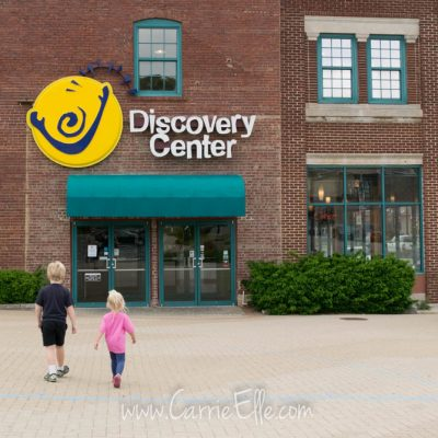 Your Kids will Love Discovery Center in Springfield, MO
