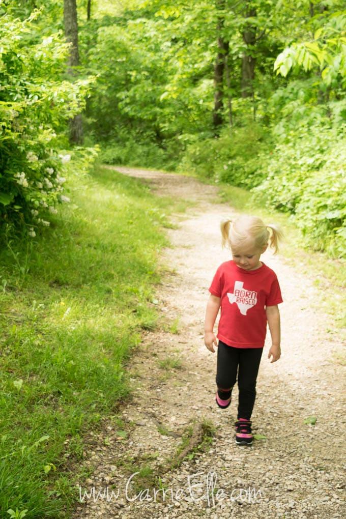 Wilson's Creek Walking Trails