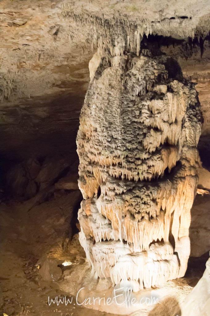 Inside Fantastic Caverns
