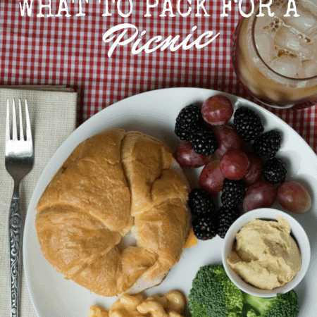 What to pack for a picnic 2