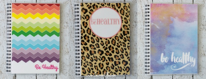 21 Day Fix Journal Covers