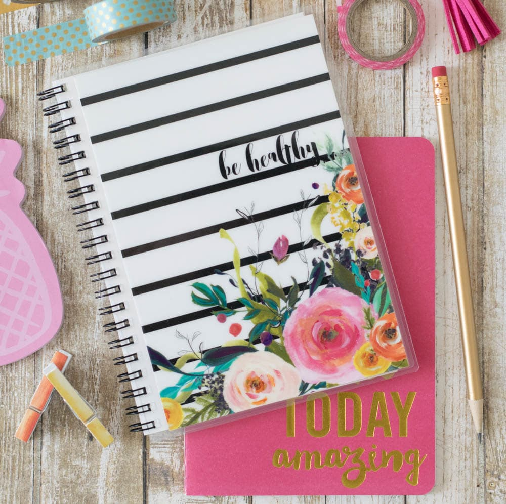 Wellness Journals for 21 Day FIx