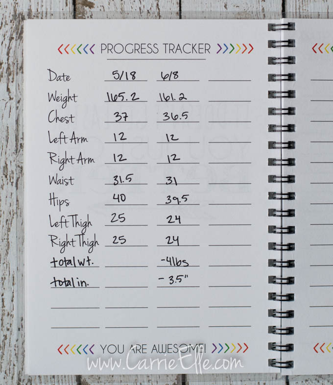 21DFX Tracking Sheets