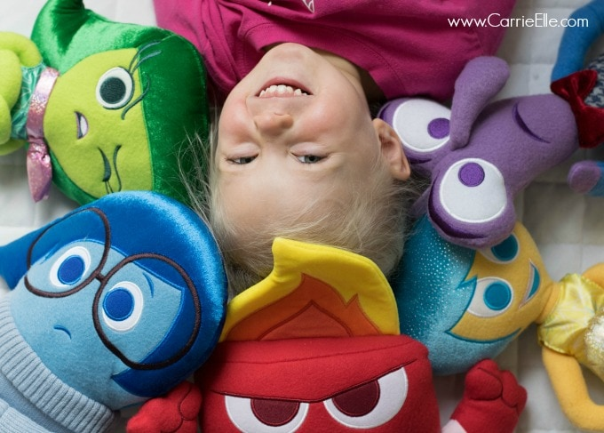 Inside Out Character Toys