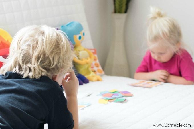 Printable Bingo Game for Kids