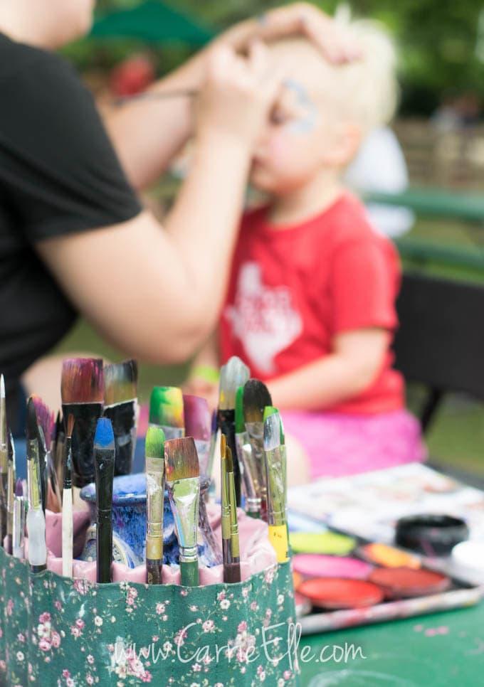 Family Fun Fridays at Arboretum