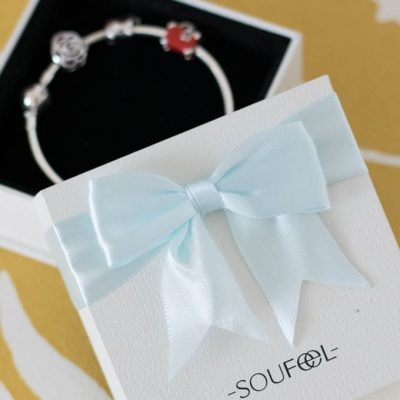 Soufeel Charm Bracelet – Review and Giveaway!