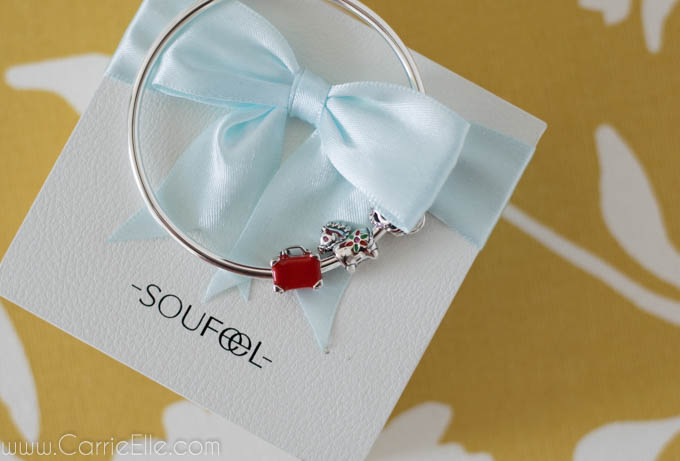 Soufeel Luggage Charms