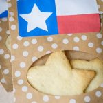 A Cookie Recipe and Free Printable Texas Flag Stickers, Too!