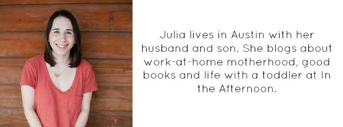 Julia's Bio