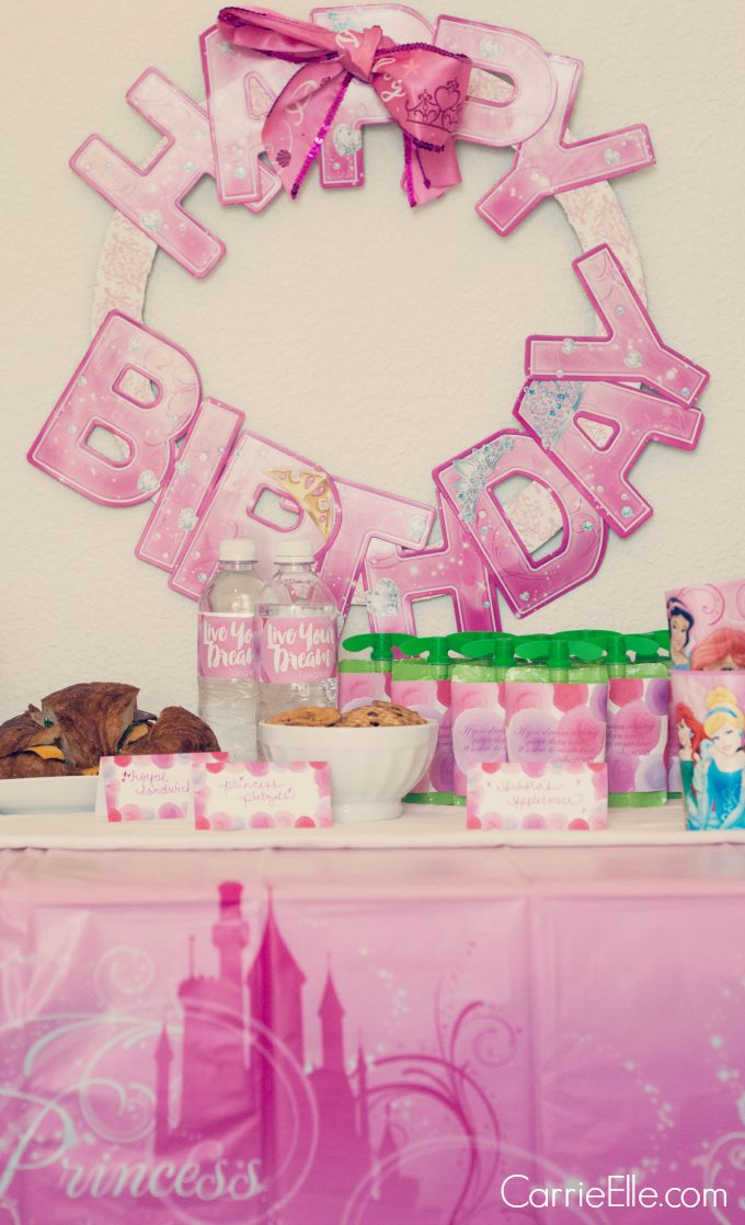 97 simple princess party ideas princess party wall decorations best set positive - Princess party wall decorations ...