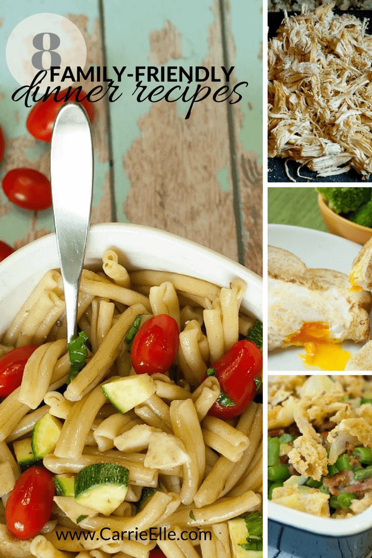 8 easy meals that will simplify your dinner routine carrie elle