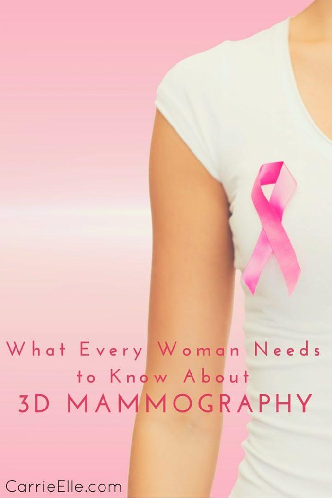 3D Mammography Info
