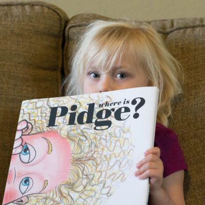 "Kids and Adults Alike will Love ""Where is Pidge?"" by Michelle Staubach Grimes"