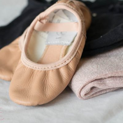 Where to Find Toddler Dancewear on a Budget