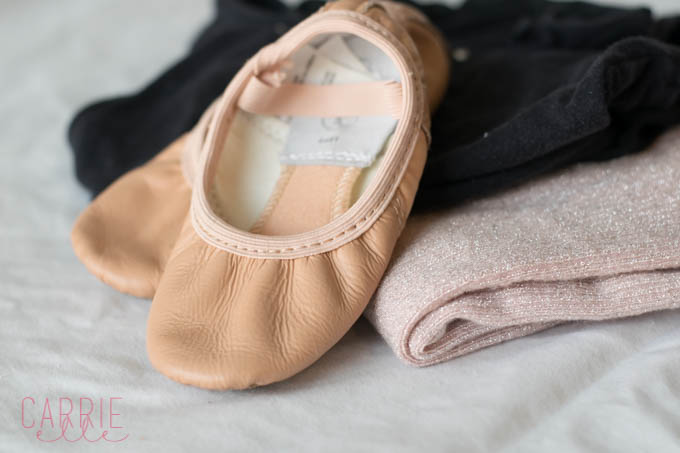 Toddler dancewear