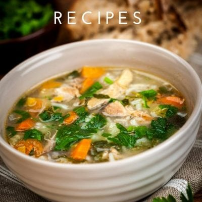 10 Easy Chicken Soup Recipes