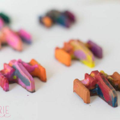 DIY Party Favors: Star Wars Crayons