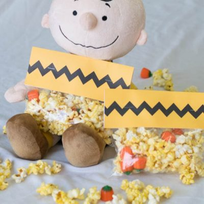Free Party Printables: Charlie Brown and Snoopy Printable Bag Toppers
