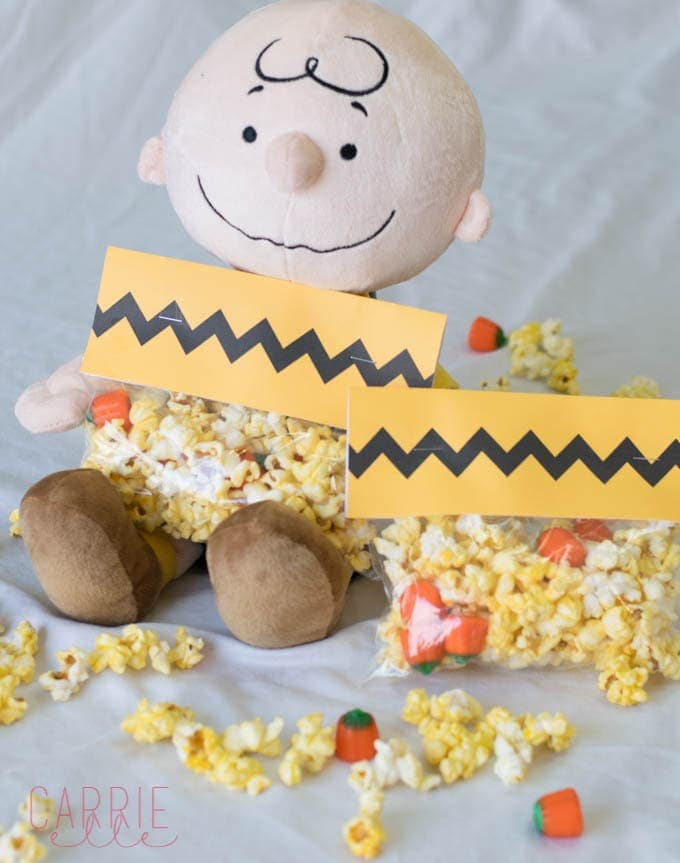 Charlie Brown Printable