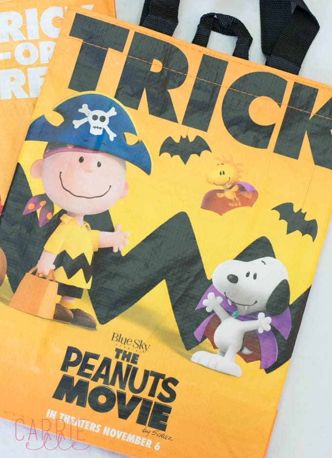 The Peanuts Movie Trick-or-Treat